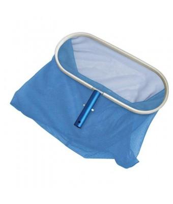 Plasa adancime frunze piscina cu maner din aluminiu - model Clasic - KOKIDO