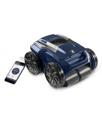 Robot aspirator piscina Zodiac - ALPHA RA 6500 iQ 4WD