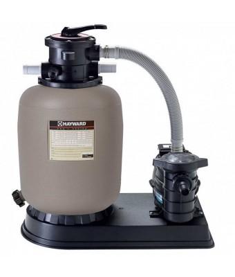 Unitate de filtrare compacta - 0.75 CP - 10 m3/h - Hayward