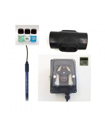 Kit control automat pH pentru piscina - Hayward
