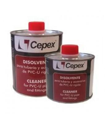 Solvent / Decapant PVC 0.5L - CEPEX