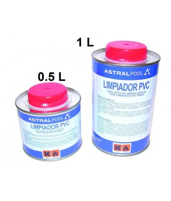 Solvent / Decapant PVC 0.5L - AstralPool