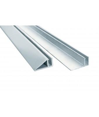 Element fixare vertical PVC (bara 2 ml) - AstralPool