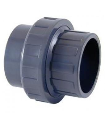 Mufa conexiune PVC 3 piese Lipire-Lipire - Ø 50 mm - CEPEX