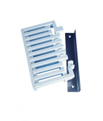 Kit piesa de capat pentru gratar perimetral latime 345 mm - AstralPool