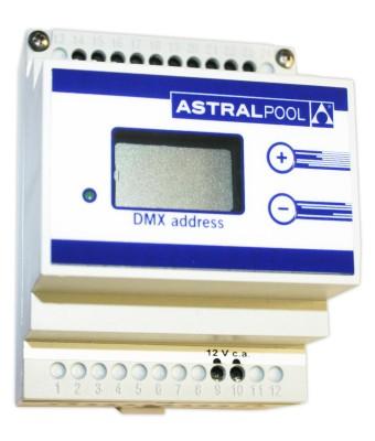 DMX LED Modulator lumini - AstralPool