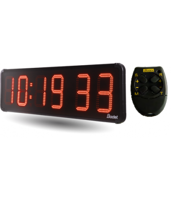 Ceas digital HMS Led 25 - Bodet
