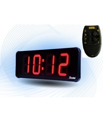 Ceas digital HMT Led 20 single face GPS - Bodet
