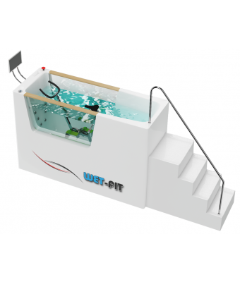 Cabina Wet-Fit Aqua fitness AQUAREHAB