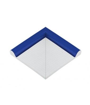 Colt exterior bordura de margine - Pietra Petit carre Handle External Corner (Cobalt)