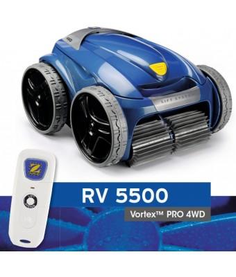 Robot aspirator piscina Zodiac - RV 5500 VORTEX PRO 4WD