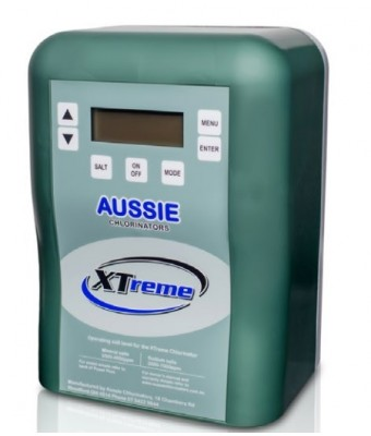 Aparat electroliză - XTreme 50 gr/h  pisc.max. 200 m³  - AUSSIE