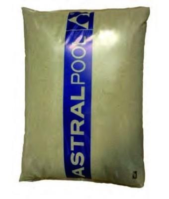 Sticla pentru filtrare (granulatie  0,4 - 1 mm) 25kg