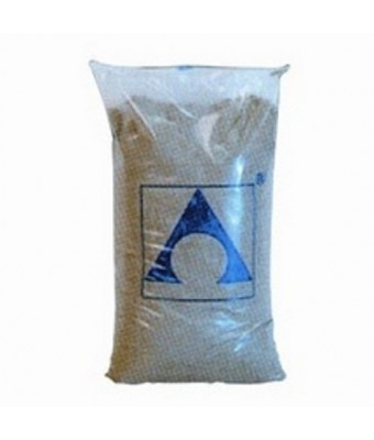 Nisip de cuart pentru filtrare (granulatie 0,4-0,8 mm) 25kg