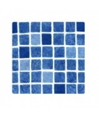 Liner deluxe Ocean® ACRYL - 165 cm, MOSAIC sapphire-blue