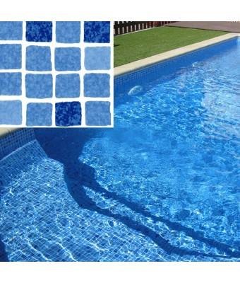 Liner piscina MOSAIC BLUE 1.5mm - ELBEblue Line