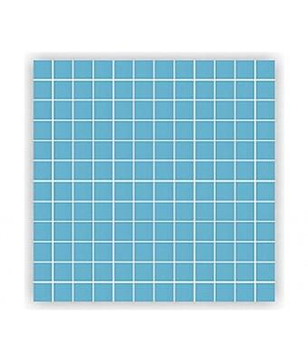 Mozaic portelan 2,5 x 2,5 cm - Blue