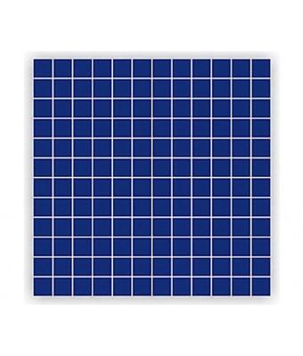 Mozaic portelan 2,5 x 2,5 cm - Cobalt