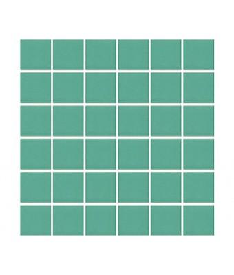 Mozaic portelan 5 x 5 cm - Green