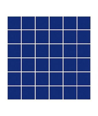 Mozaic portelan antiderapant 5 x 5 cm - Antislip (Cobalt Blue)