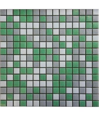 Mozaic din sticla  2 x 2 cm - Mix 303