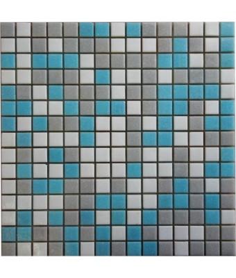 Mozaic din sticla  2 x 2 cm - Mix 403