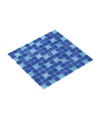 Mozaic vitroceramic mix  2,5x2,5 cm-HVZ052