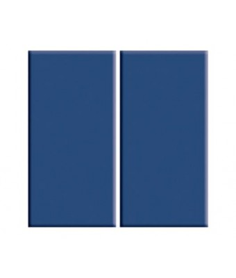 Placa portelan 12,5 x 25 - Dark Blue