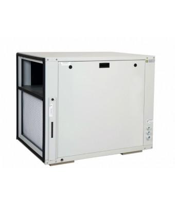 Dezumidificator incastrat DF 403 (3,5 l/h) baterie apa calda 14kW - Zodiac
