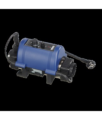 Incalzitor electric din titan pentru piscina - NANO SPLASHER- 3 kW - Analog - Elecro Engineering