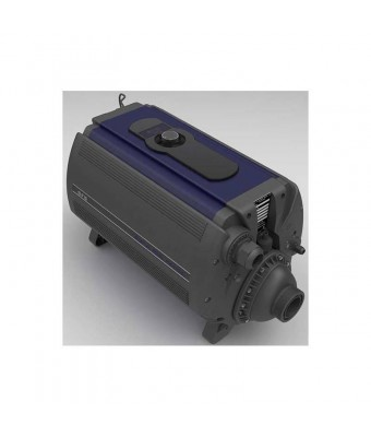 Incalzitor electric din titan pentru piscina - SFS JOEY - 60 kW - 400V - Analog - Elecro Engineering