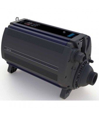 Incalzitor electric din titan pentru piscina - SFS JOEY - 36 kW - 400V - Digital - Elecro Engineering