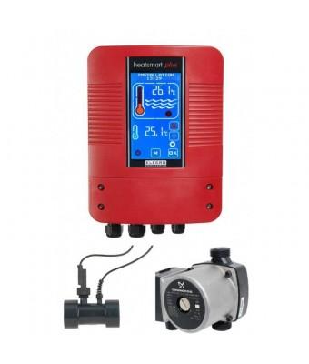 Panou de control  pentru schimbator de caldura - HeatSmart Plus + pompa Grundfos
