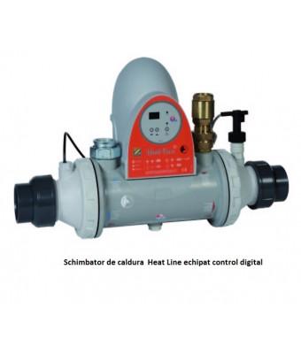 Schimbator de caldura echipat Heat Line 40 kW - Zodiac