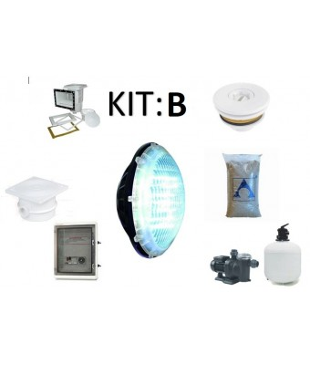 Kit filtrare Basic SET: B