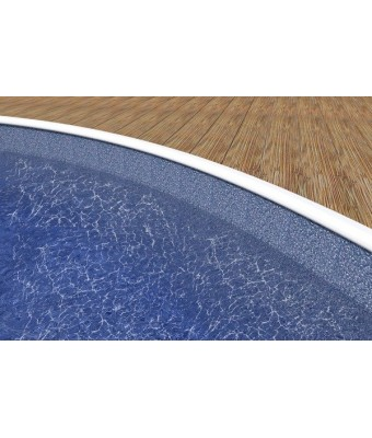 Liner Pebbles pentru piscina Azuro Wood Vario (5.5 x 3.7 x 1.2 m)
