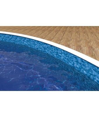 Liner Swirl pentru piscina Azuro Wood Vario (5.5 x 1.2 m)