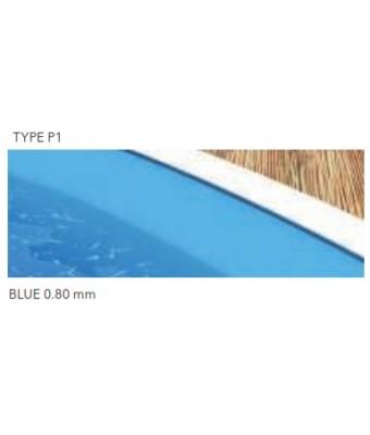 Liner BLUE pentru piscina Ibiza Family (6.0 x 1.5 m)