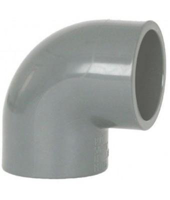 Cot PVC-U D50 90º-Cepex