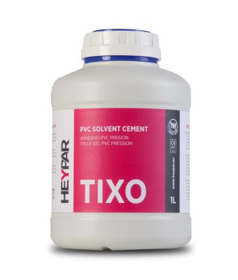 Adeziv PVC Gel Tixo 250ml - Heypar