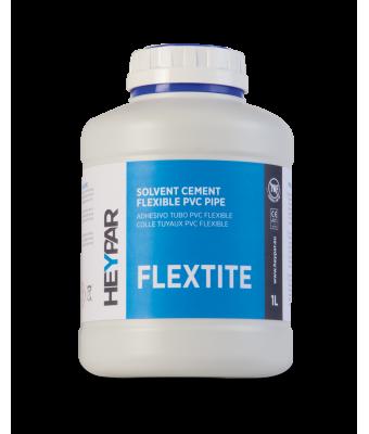 Adeziv PVC cu pensula Flextite 0,5L - Heypar