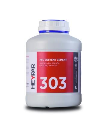 Adeziv PVC standard cu pensula 1L- 303 Heypar