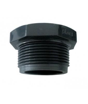 "Dop PVC - Fe 11/2""  SOROFLEX"