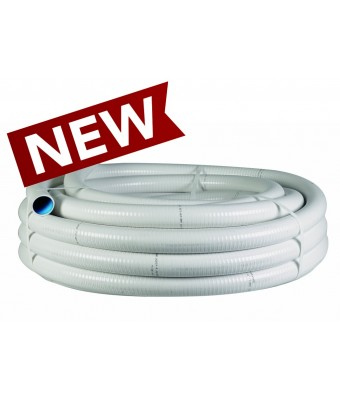 Conducta flexibila din PVC ranforsat D50-25m cu protectie la Clor - SOROFLEX