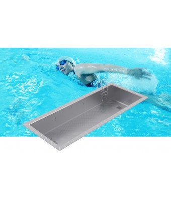 Piscina din inox cu skimmere OPTIMAL 9x3x1,2m - AstralPool