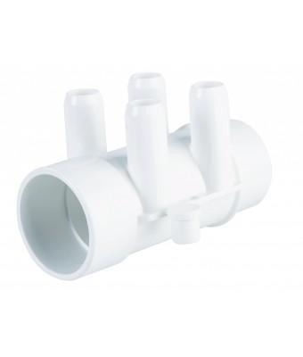 Distribuitor apa d50 cu 4 iesiri