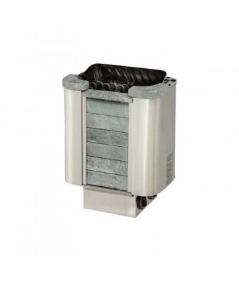 Incalzitor sauna CUMULUS - 4.5 KW - comanda integrata - Sentiotec