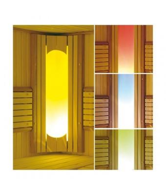 Set de cromoterapie pentru sauna - 4 culori - HARVIA