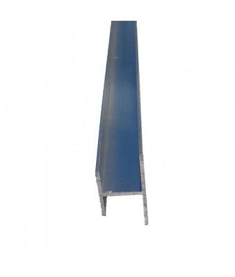 Profil din aluminiu pentru prinderea caramizilor de sare - SPAZONE