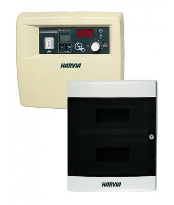 Panou de comanda pentru sauna (max 22kW) - Harvia C260